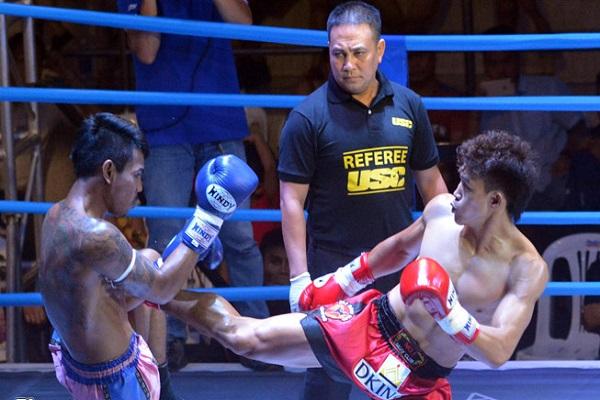 17 võ sĩ Việt Nam tranh tài ở giải Muay Thái