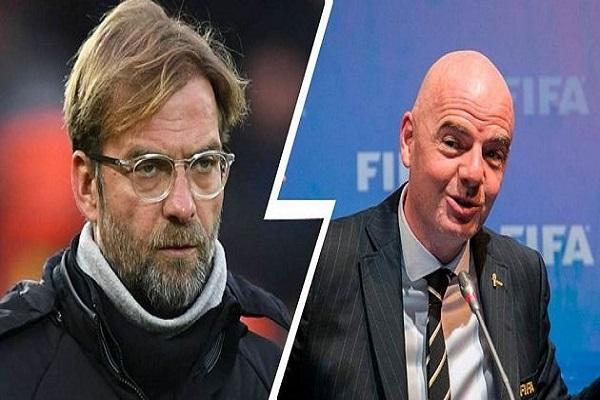 Sự quan liêu của FIFA khiến Liverpool bức xúc