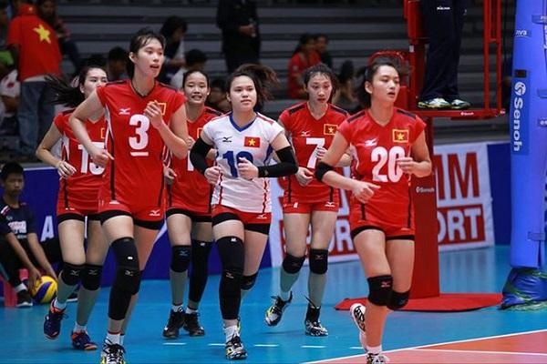ĐT Việt Nam bước ngay vào tập luyện cho VTV Cup