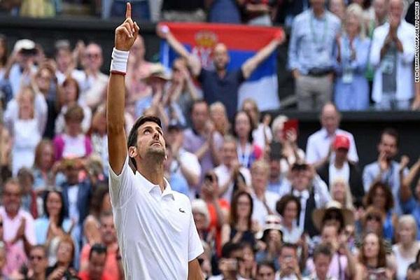Bí kíp Djokovic quật ngã Federer ở chung kết Wimbledon