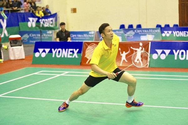 Nguyễn Tiến Minh, Vũ Thị Trang tham dự giải cầu lông Challenge