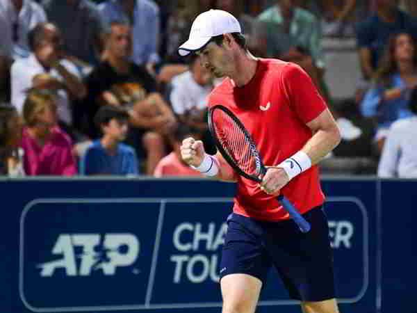 Andy Murray tụt dốc phải thi đấu ở ATP Challenger