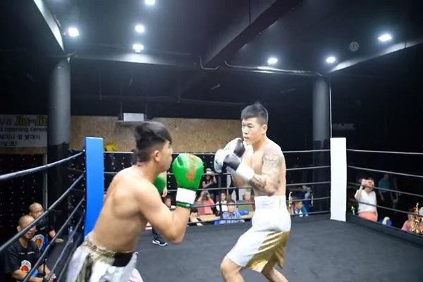Trương Đình Hoàng chê võ sĩ Hàn Quốc quá yếu