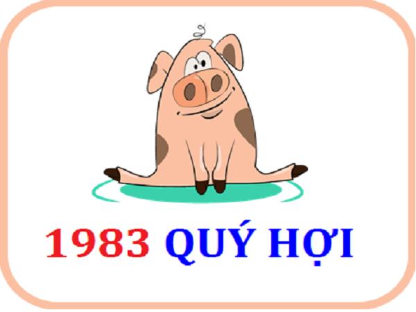 Sinh năm 1983 mệnh gì, tuổi gì và hợp màu gì?