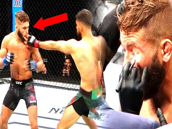Jeremy Stephens và Yair Rodriguez tiếp tục mâu thuẫn hậu UFC Mexico City