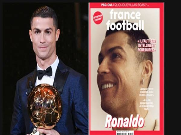 Ronaldo đoạt Quả bóng vàng 2019?