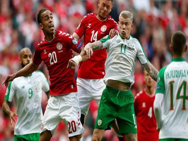 Soi kèo Ireland vs Đan Mạch 02h45 ngày 19/11