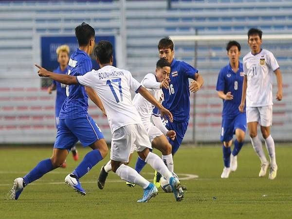 Thái Lan nhọc nhằn thắng Lào lấy 2 điểm