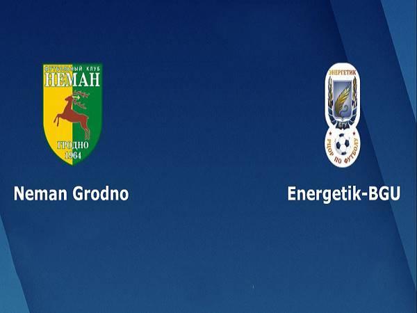 Soi kèo Neman Grodno vs Energetik BGU 0h00, 25/4 (VĐQG Belarus)
