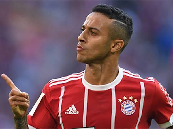 Tin bóng đá sáng 27/6: Báo Đức đồn đoán Liverpool quan tâm đến Thiago Alcantara