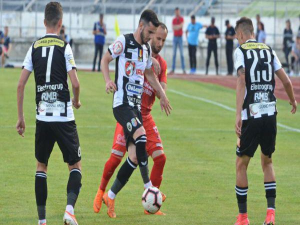 Soi kèo bóng đá Aerostar Bacau vs Universitaea Cluj, 21h30 ngày 31/8