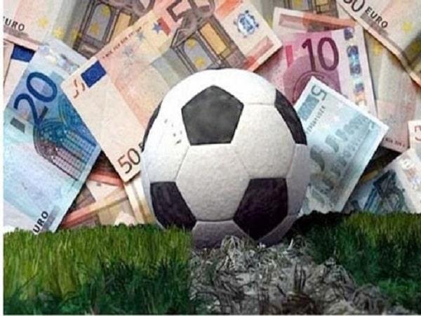 Tỷ lệ trả thưởng của cá cược bóng đá online khá cao