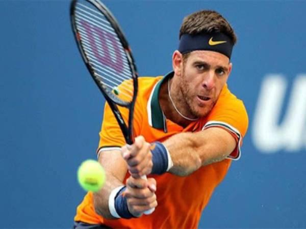 Cách cầm vợt tennis đánh trái của tay vợt chuyên nghiệp