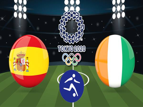 Soi kèo U23 Tây Ban Nha vs U23 Bờ Biển Ngà, 15h00 ngày 31/7 Olympic 2020