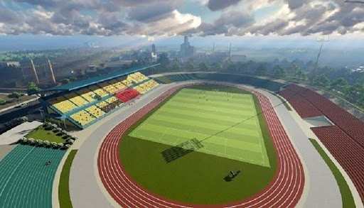 Sân vận động Cần Thơ - SVĐ Cần Thơ (Can Tho Stadium)