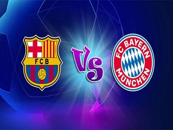 Soi kèo Châu Á Barcelona vs Bayern Munich, 02h00 ngày 15/9 Cup C1